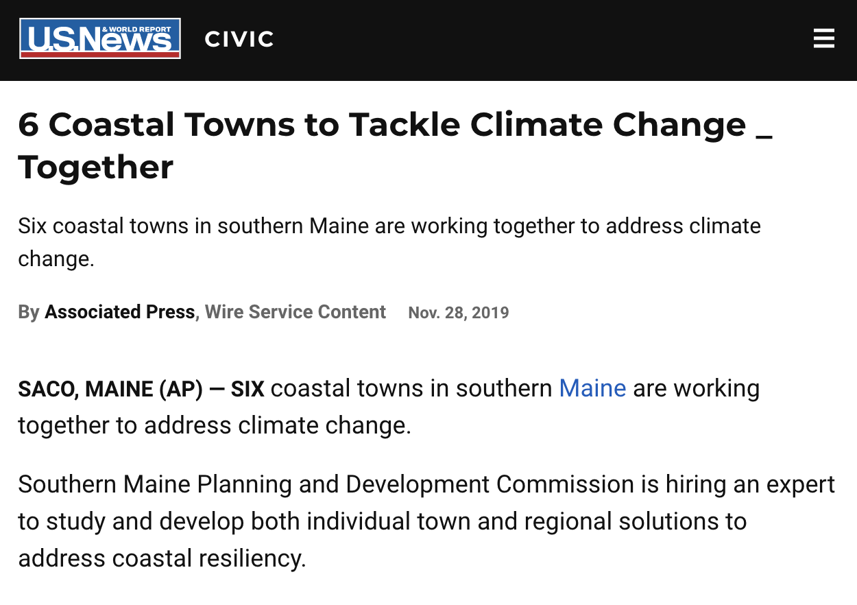 Southern Maine Planning and Development Commission